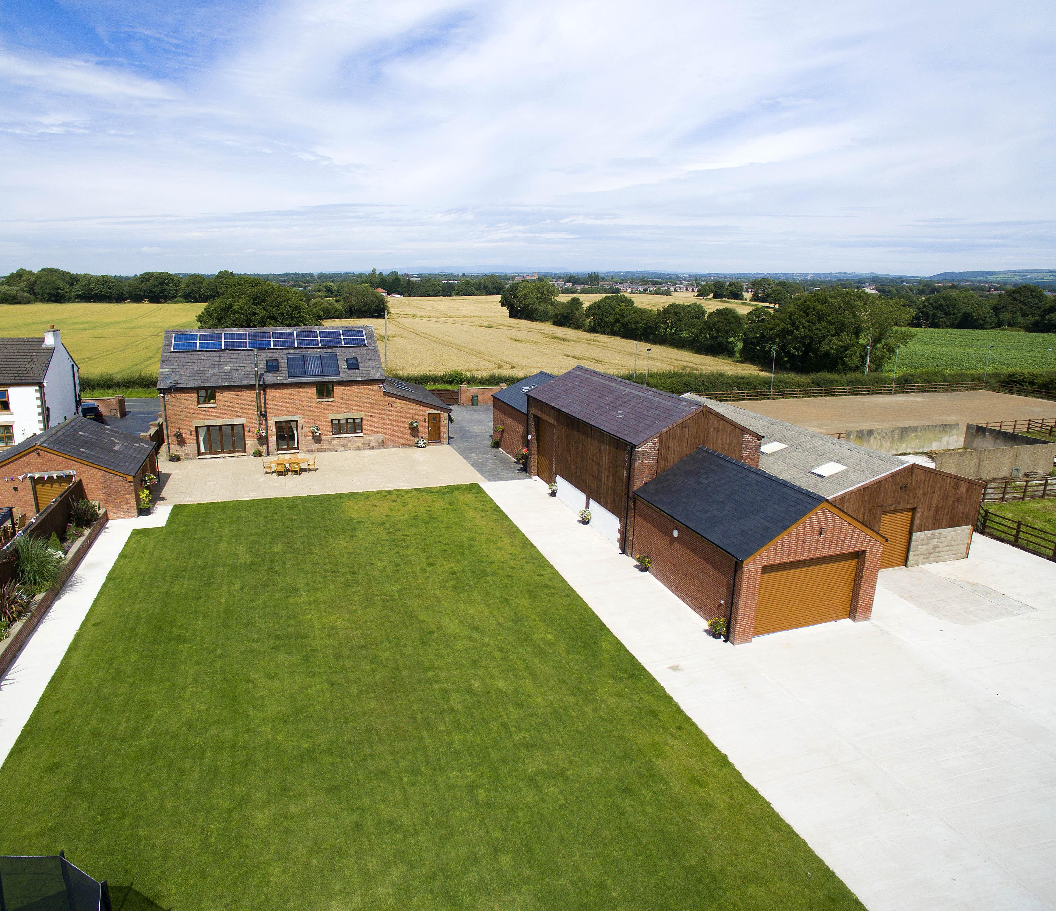 Moor Barn, Coppull Moor Lane, Coppull, Chorley PR7 5JA