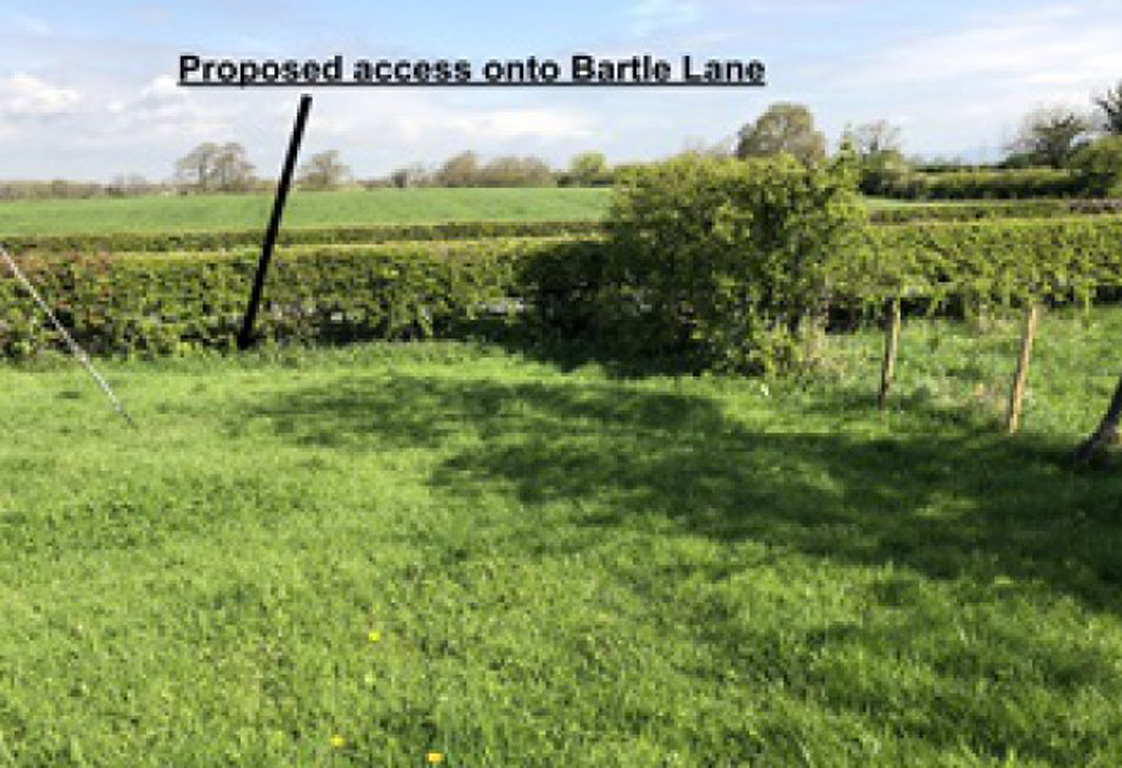 Lawton House Farm Development Site