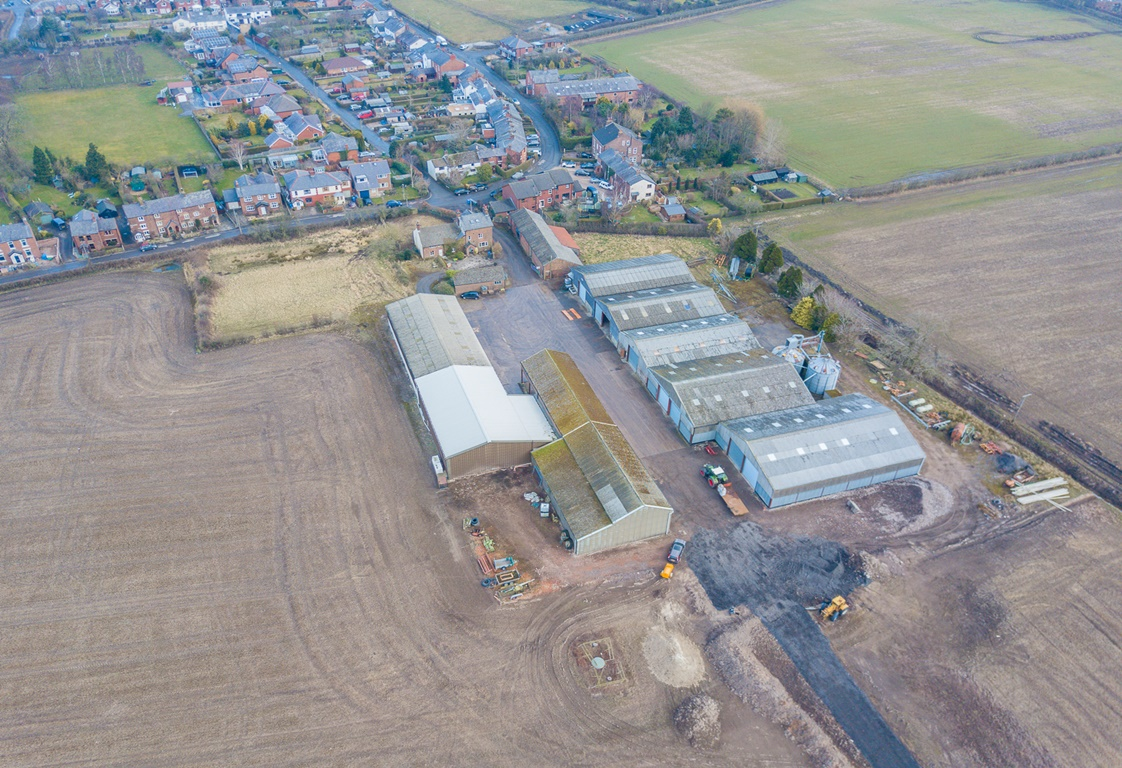 Drinkhouse Farmyard, Drinkhouse Farm, Drinkhouse Road, Croston, Lancashire, PR26 9JH
