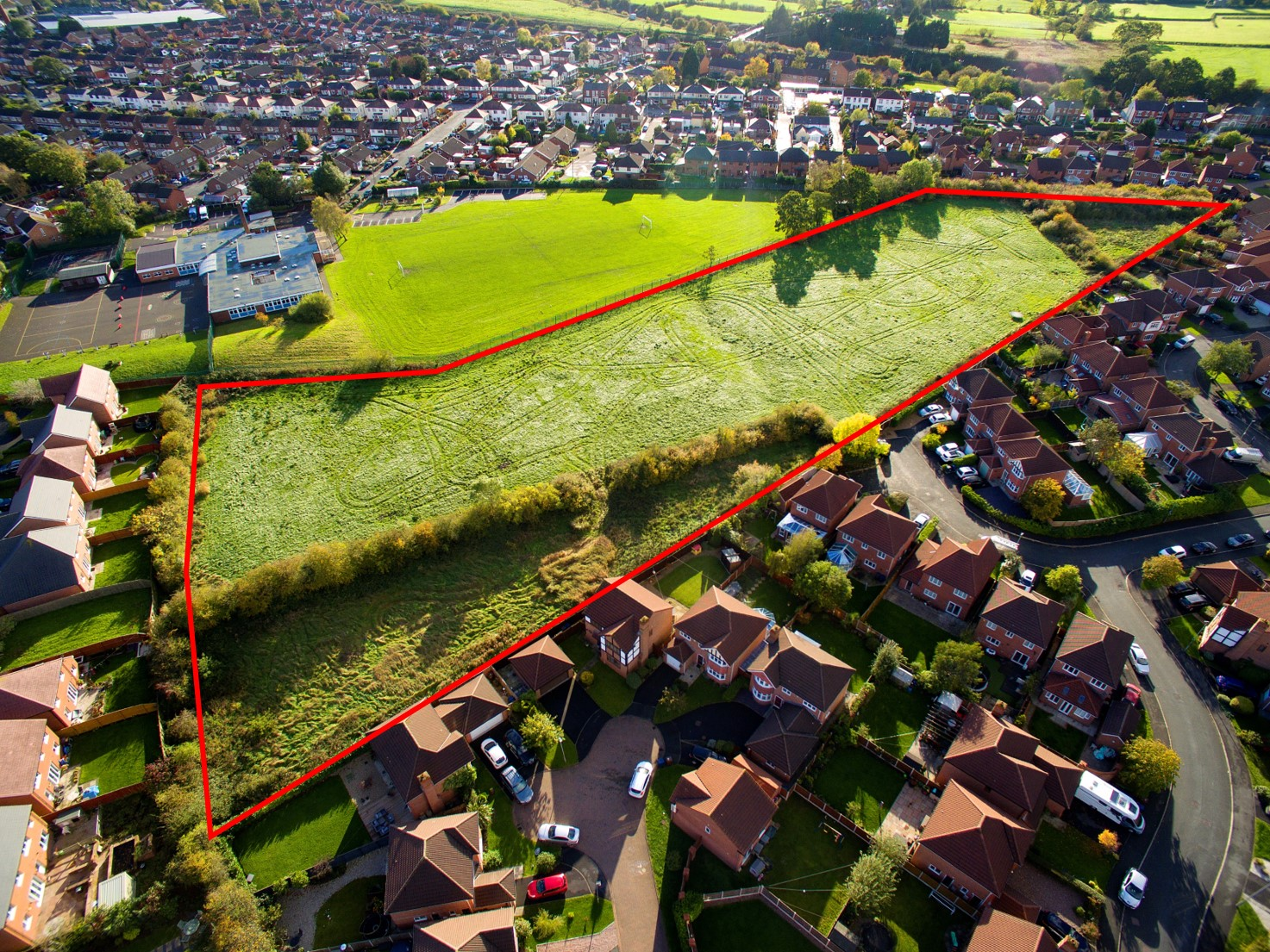 Residential Development Site, Penwortham